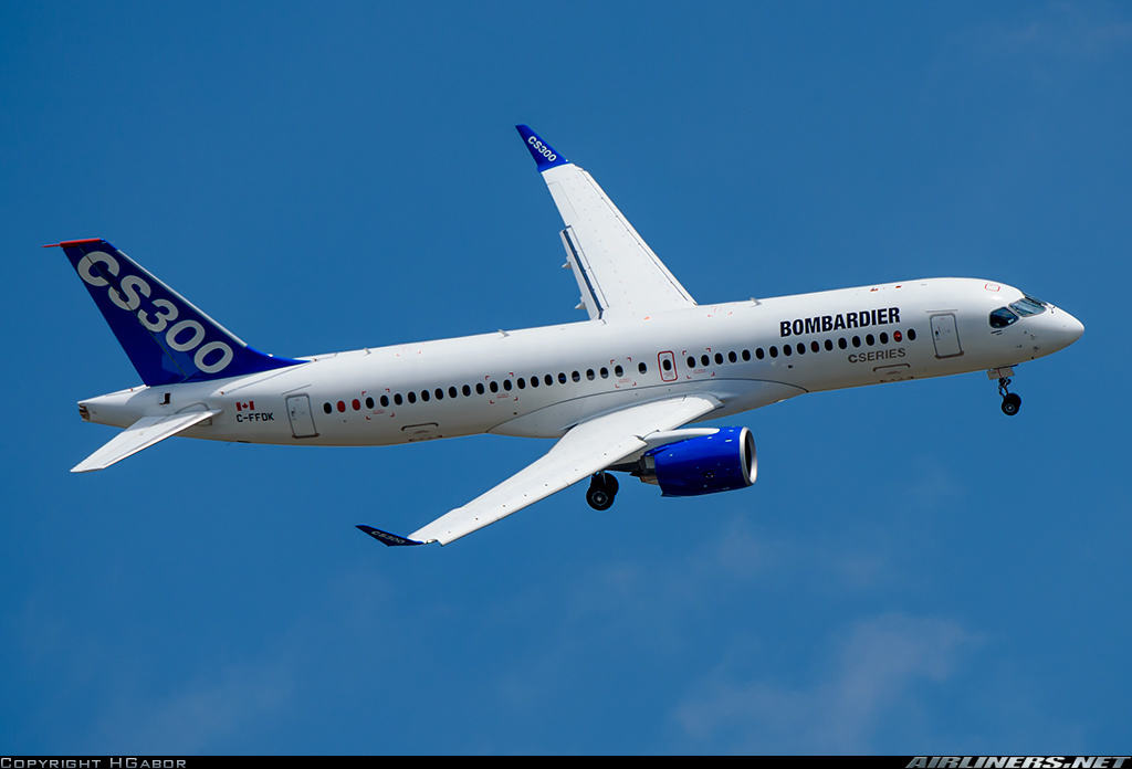 WestJet not interested in CSeries