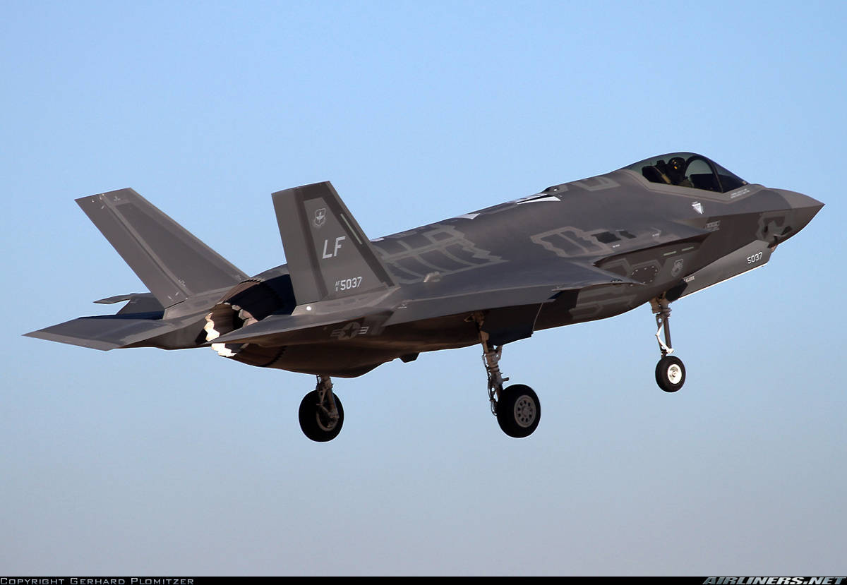 F-35: Pentagon releases new list of issues