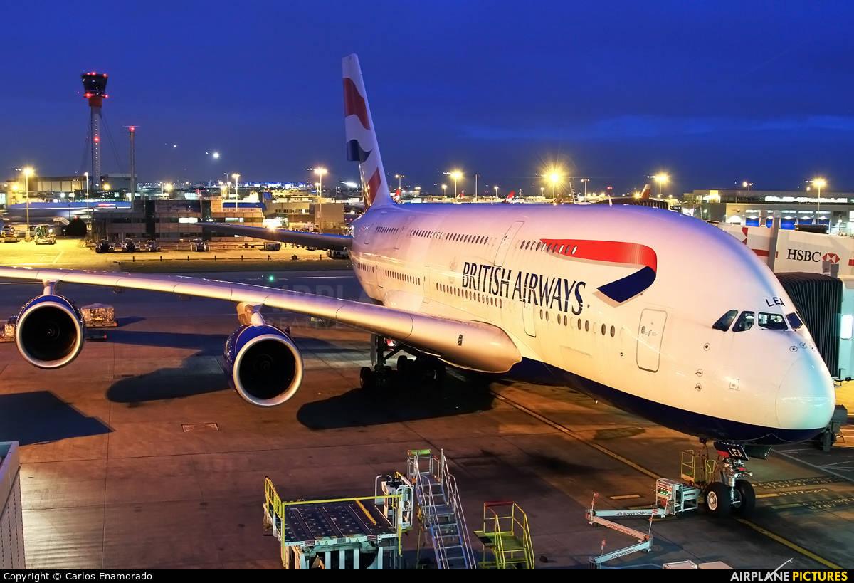 O'Hare gets A380 gate