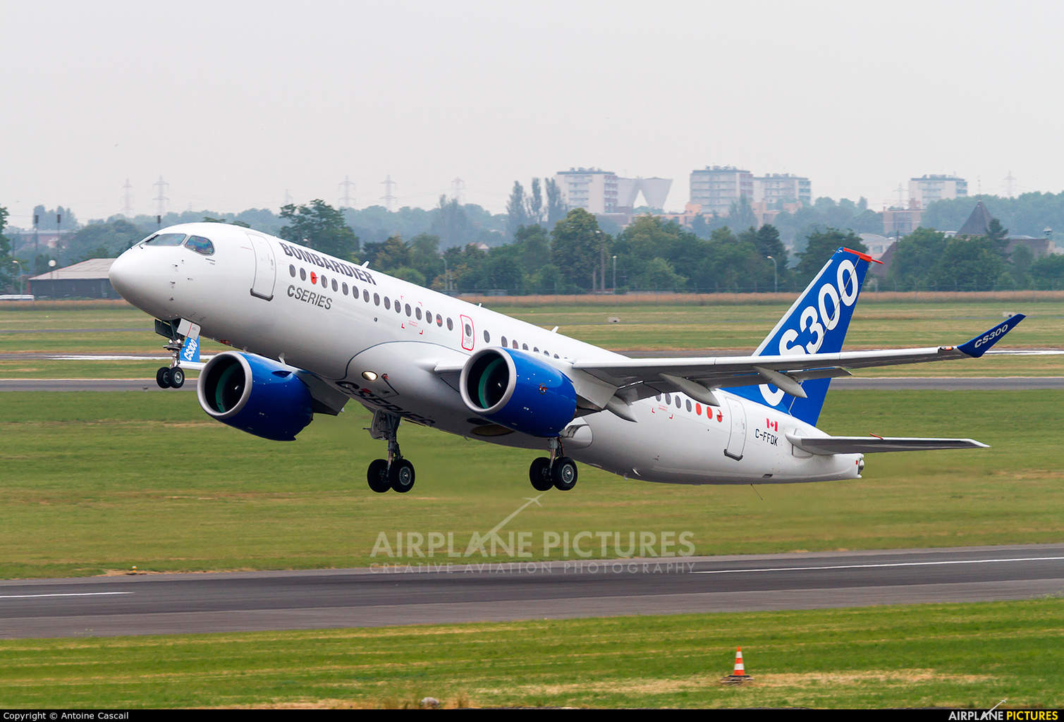 British Airways looking into the CSeries