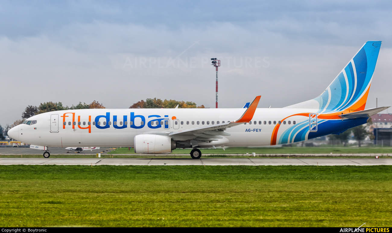 flyDubai moves operations from DXB to DWC