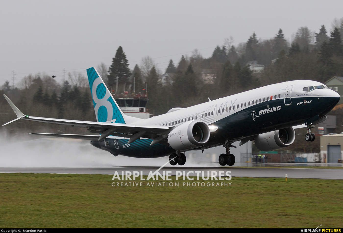 Early EIS for Boeing 737MAX?