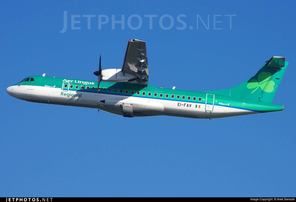 SWAT team boards Aer Lingus Regional flight