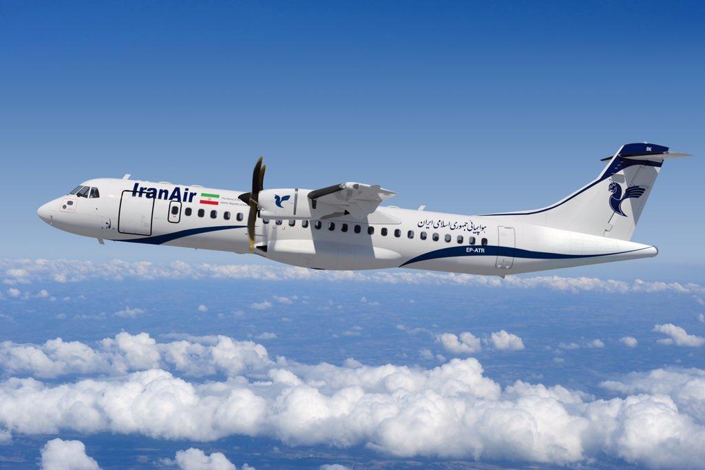 Iran Air goes with ATR for regional fleet