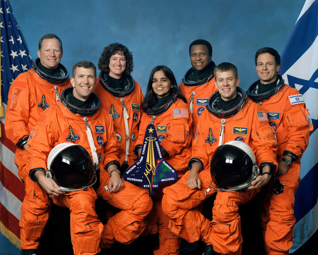 STS-107: 13 years ago today