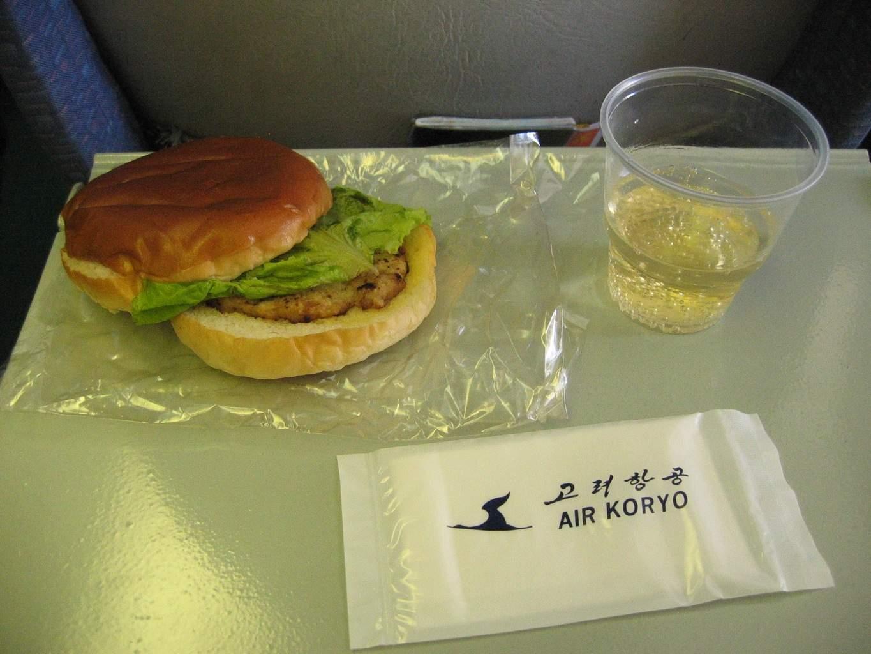 Welcome onboard Air Koryo