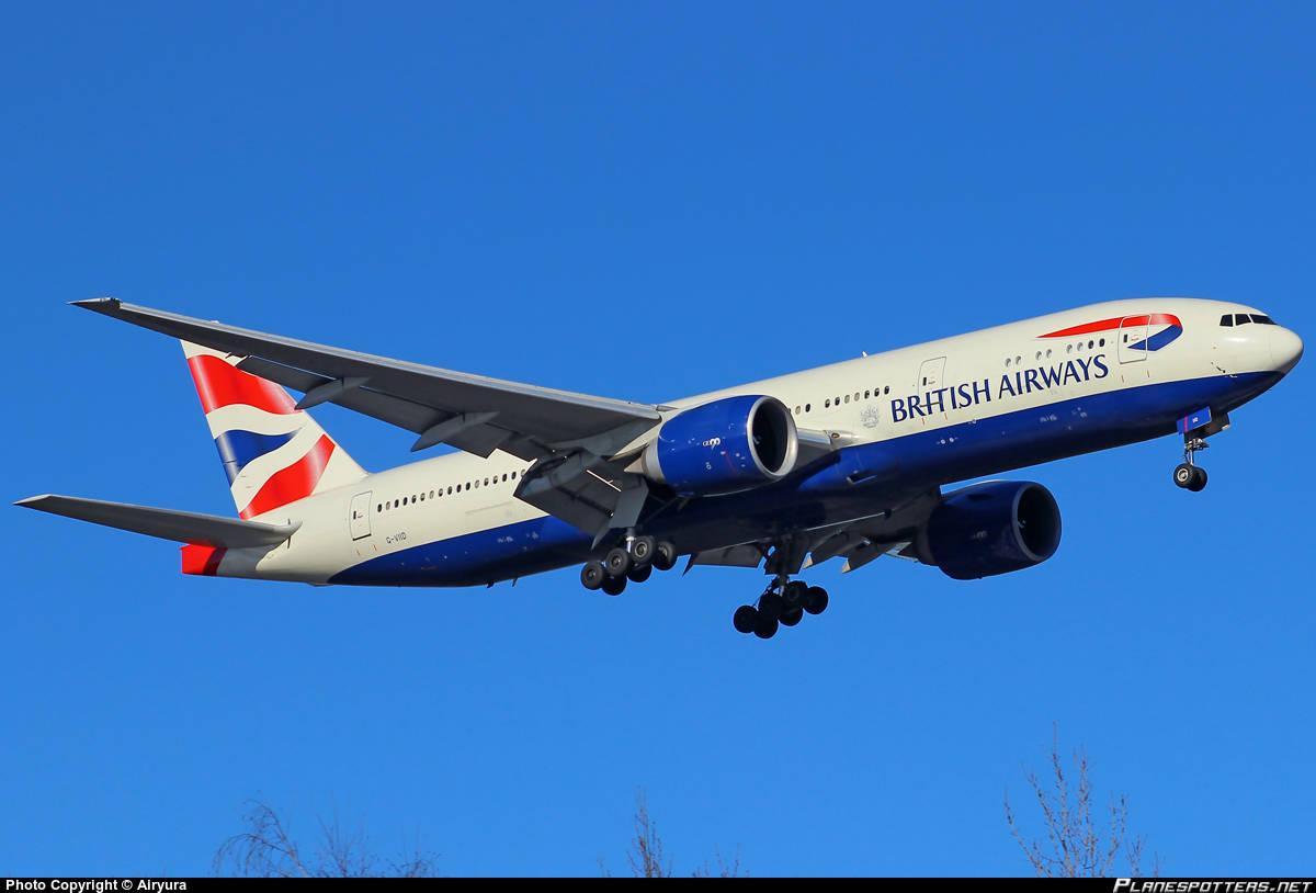 British Airways resumes flights to Tehran