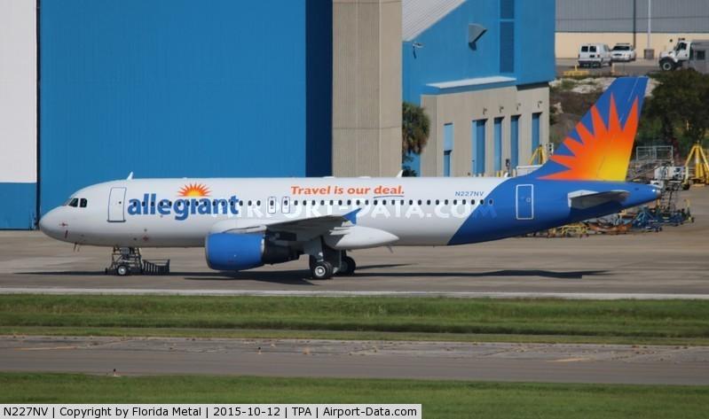 Allegiant A320 has cabin depressurization