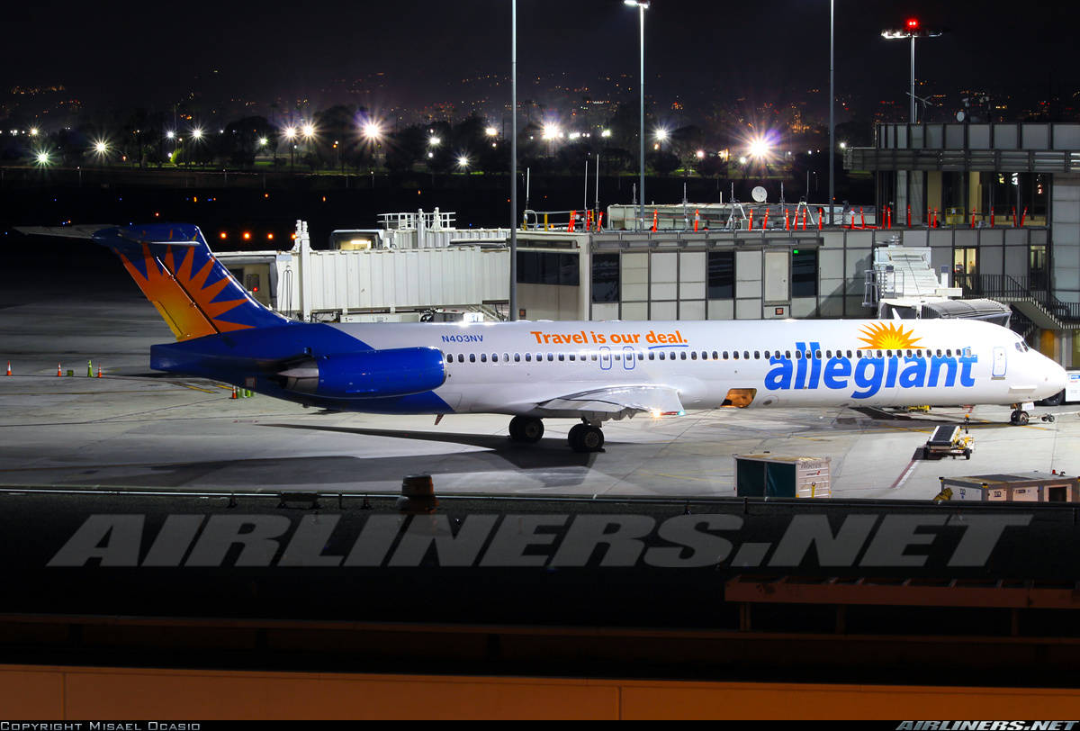 Allegiant Air delays flight 3 times and uses 4 planes