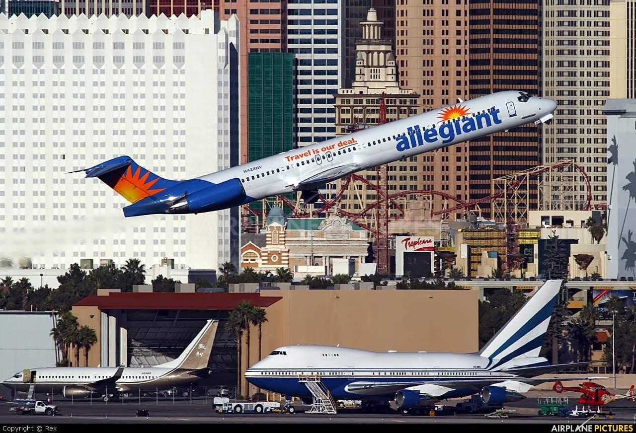 Allegiant expands to 6 new cities with 22 new routes
