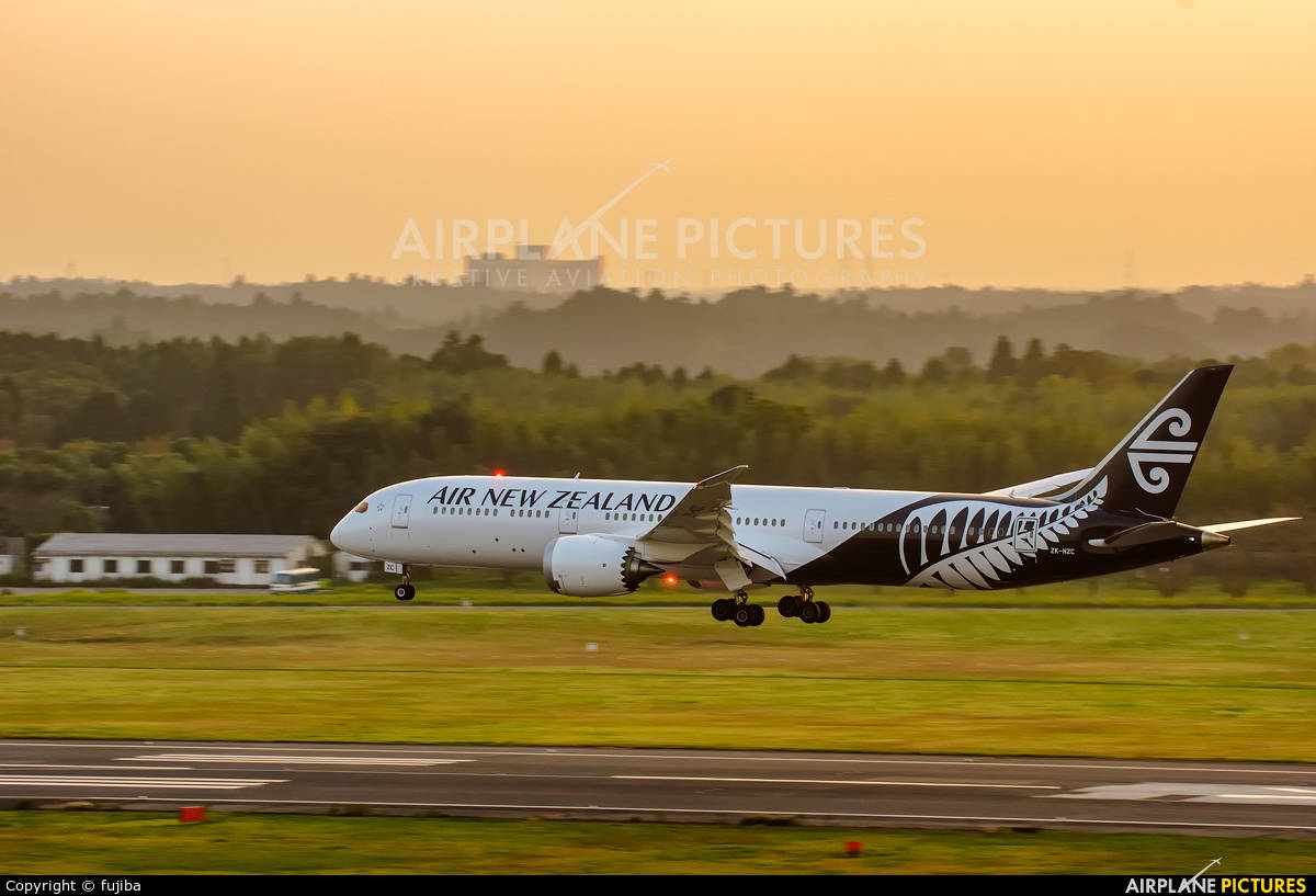 Air New Zealand and United Airlines form joint venture
