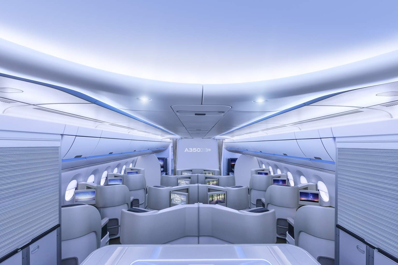 """Airbus launches new cabin product """"Airspace by Airbus"""""""