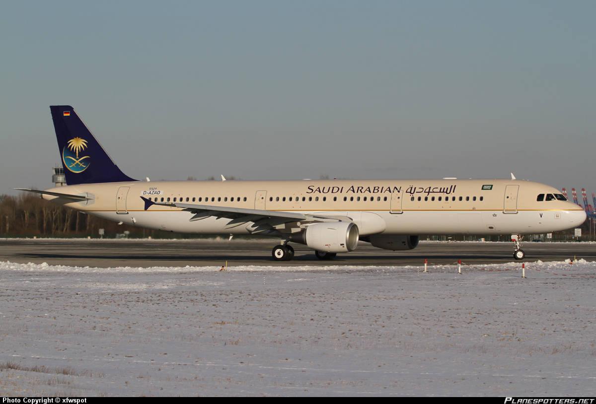 Saudia pilot dies on approach