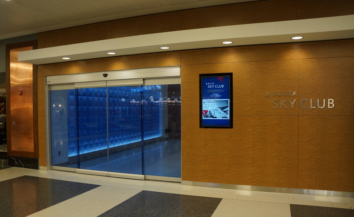 Sky Club at Raleigh-Durham Intl to get renovated