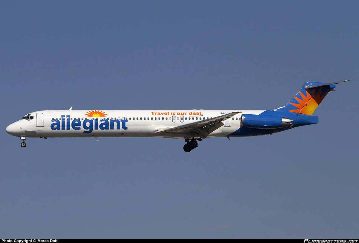 Allegiant MD-88 has engine failure on Take-Off roll