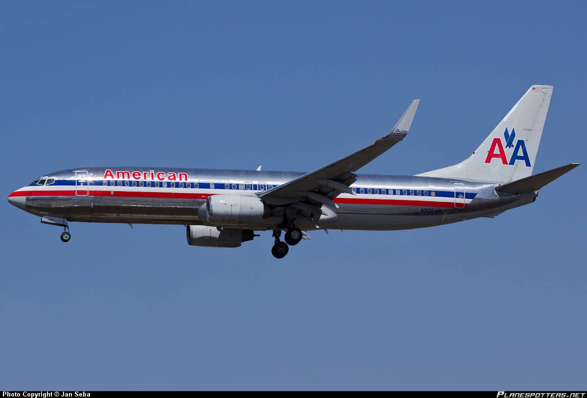 American Airlines 737-823(WL) has fuel pump failure