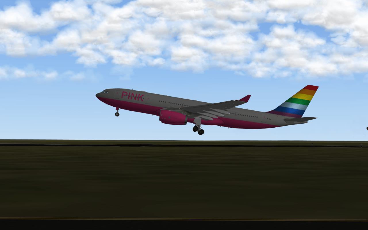 WOW Air registers plane in honour of LGBT comunity