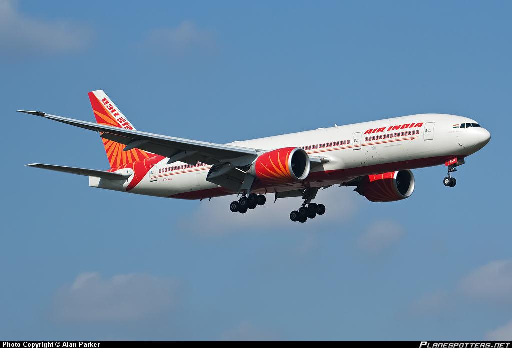 Celebrating International Women's Day Air India style