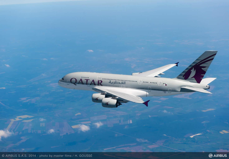Qatar Airways to use A380 on Doha-Atlanta route