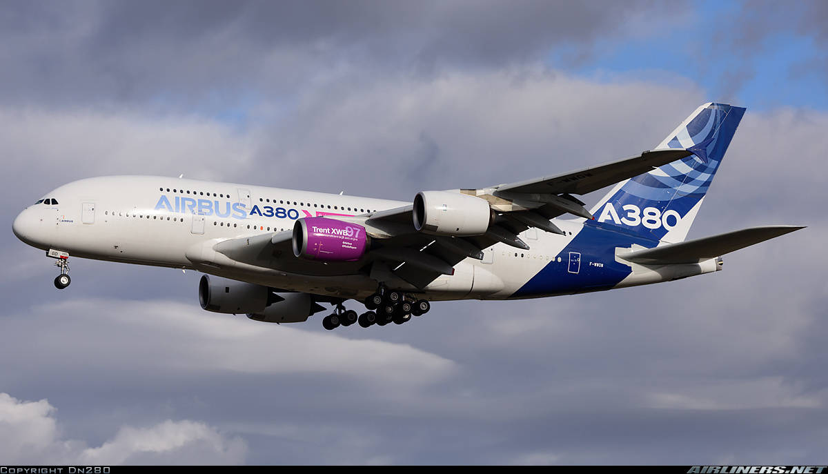 A380s for Aer Lingus and Iberia?