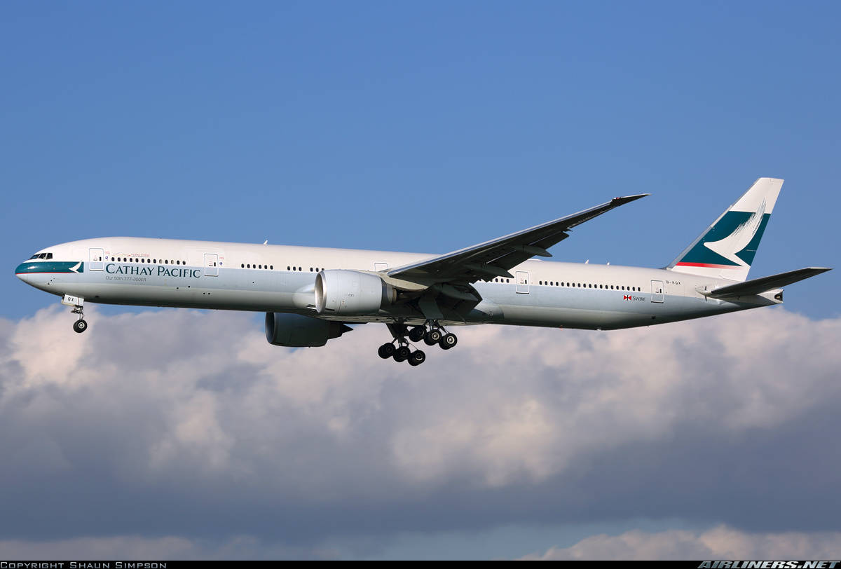 4 m/o baby girl dies on Cathay Pacific flight