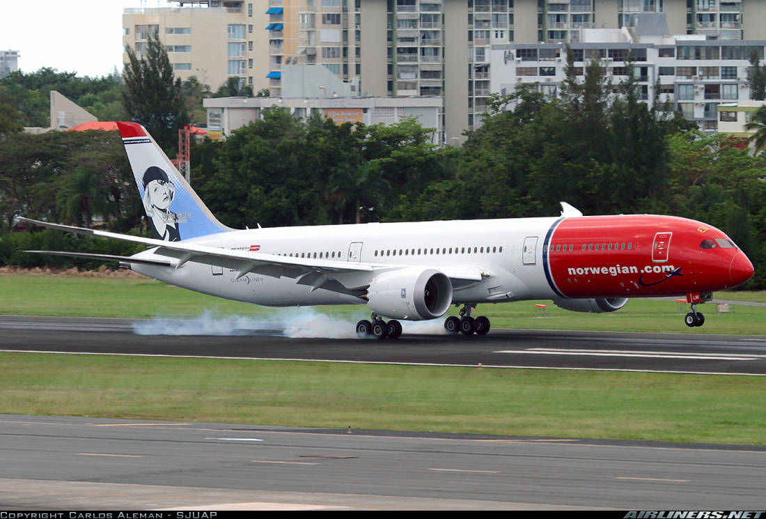 Norwegian Long Haul looking to expand State side