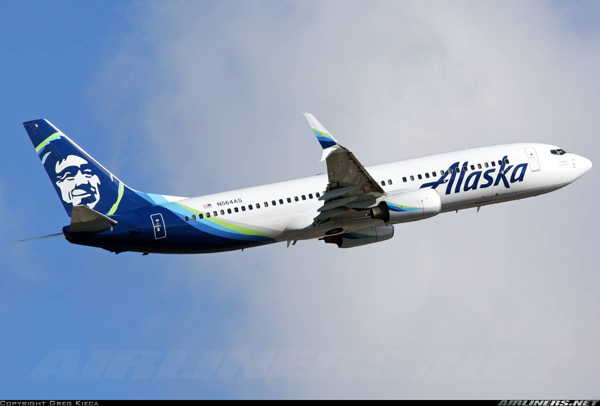 Alaska Airlines to use N—AK registrations