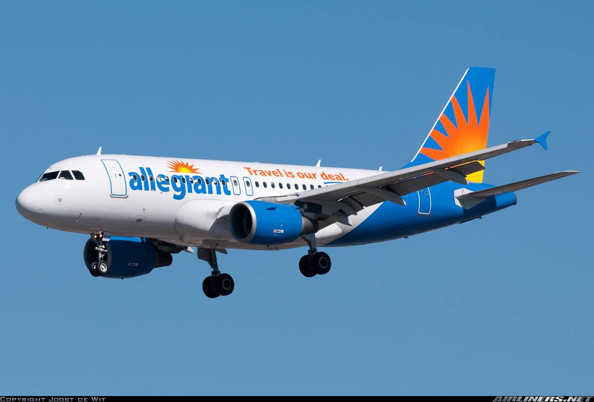 Engine fails during Go-Around on Allegiant flight
