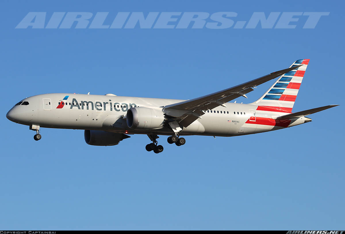 American Airlines applies for Dallas-Haneda route