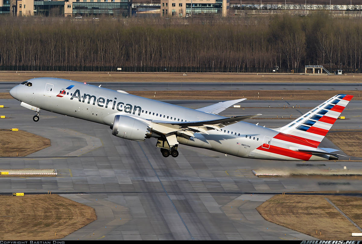 American Airlines profits soar to $700m