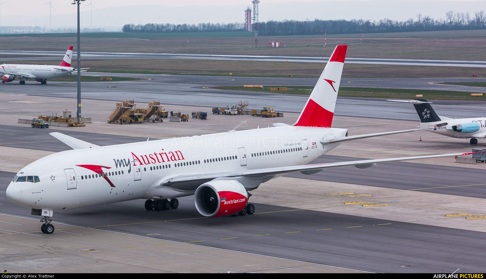 Austrian Airlines cuts Tokyo