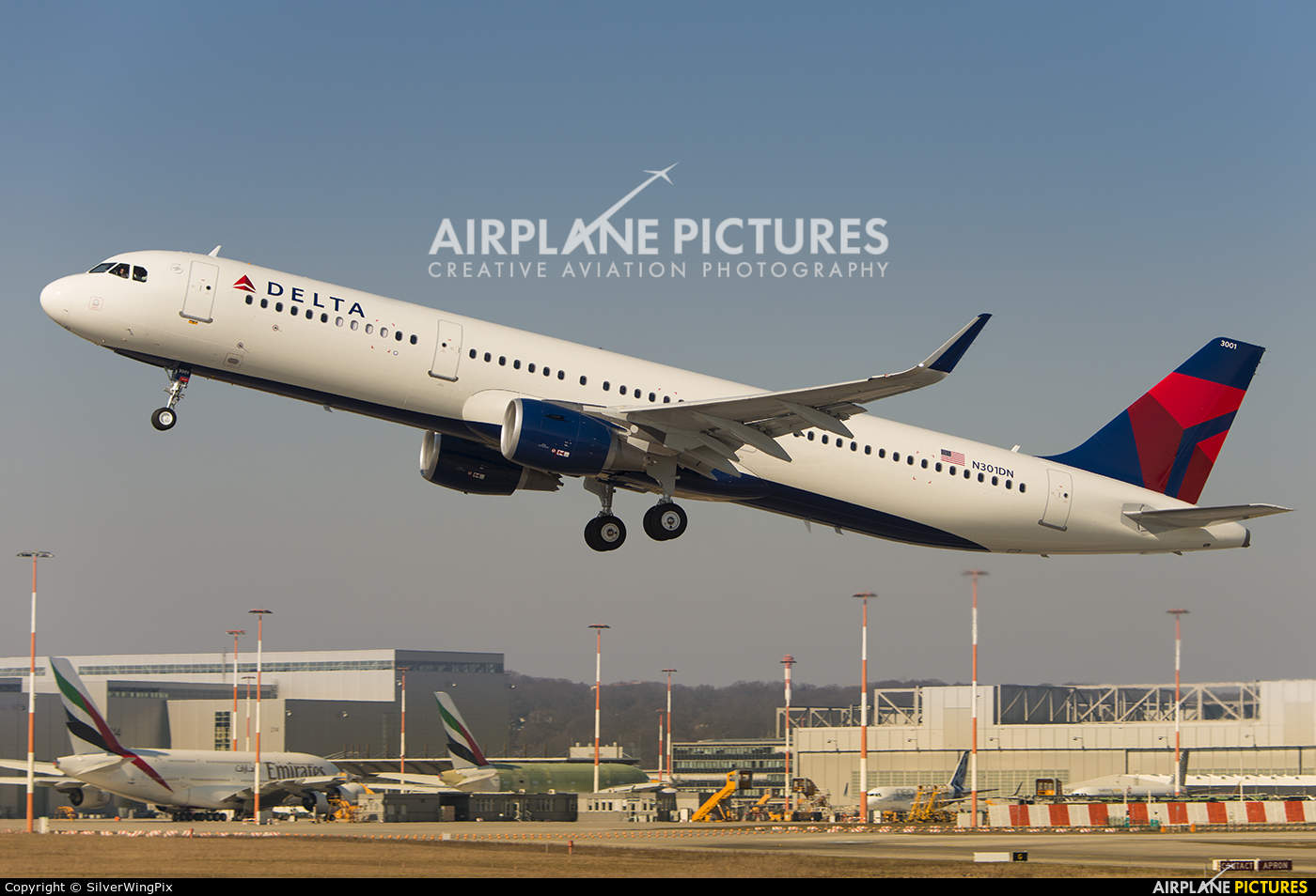 Airbus to win order for 30 A321s at Delta Air Lines