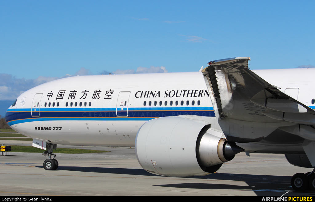 China Southern Airlines launches Guangzhou-Toronto