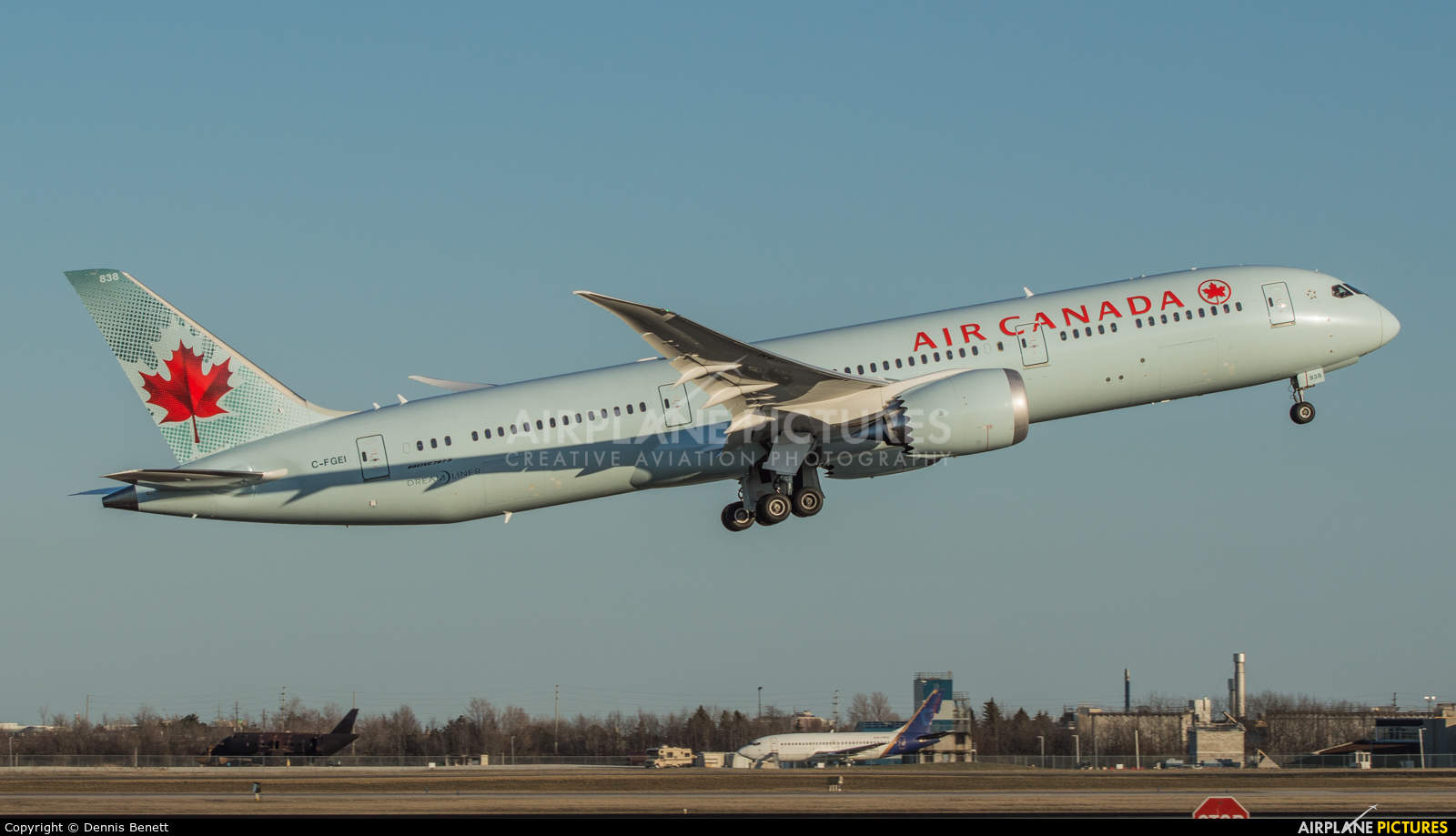 Air Canada uses Dreamliner to launch Vancouver-New Delhi