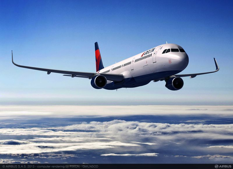 37 more Airbus A321CEOs for Delta Air Lines