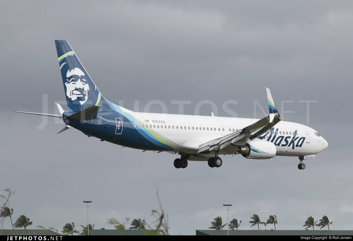 Alaska Airlines post 23% increase in profit in Q1