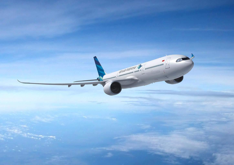 Garuda Indonesia orders 14 A330-900