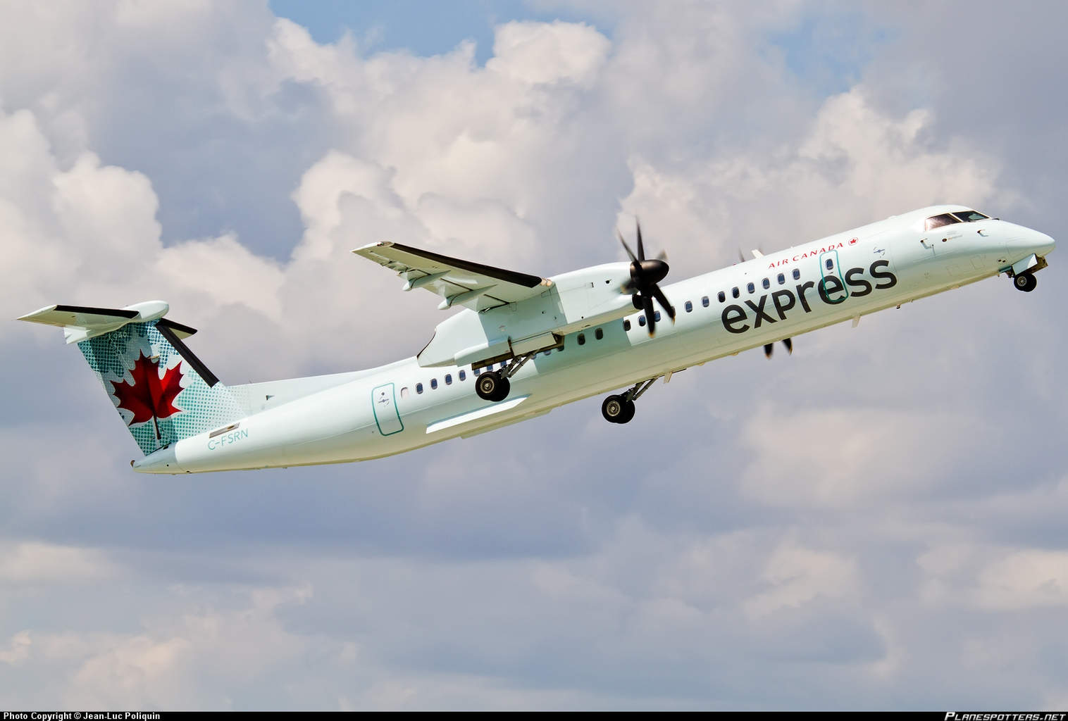 More Q400 routes for Air Canada Express