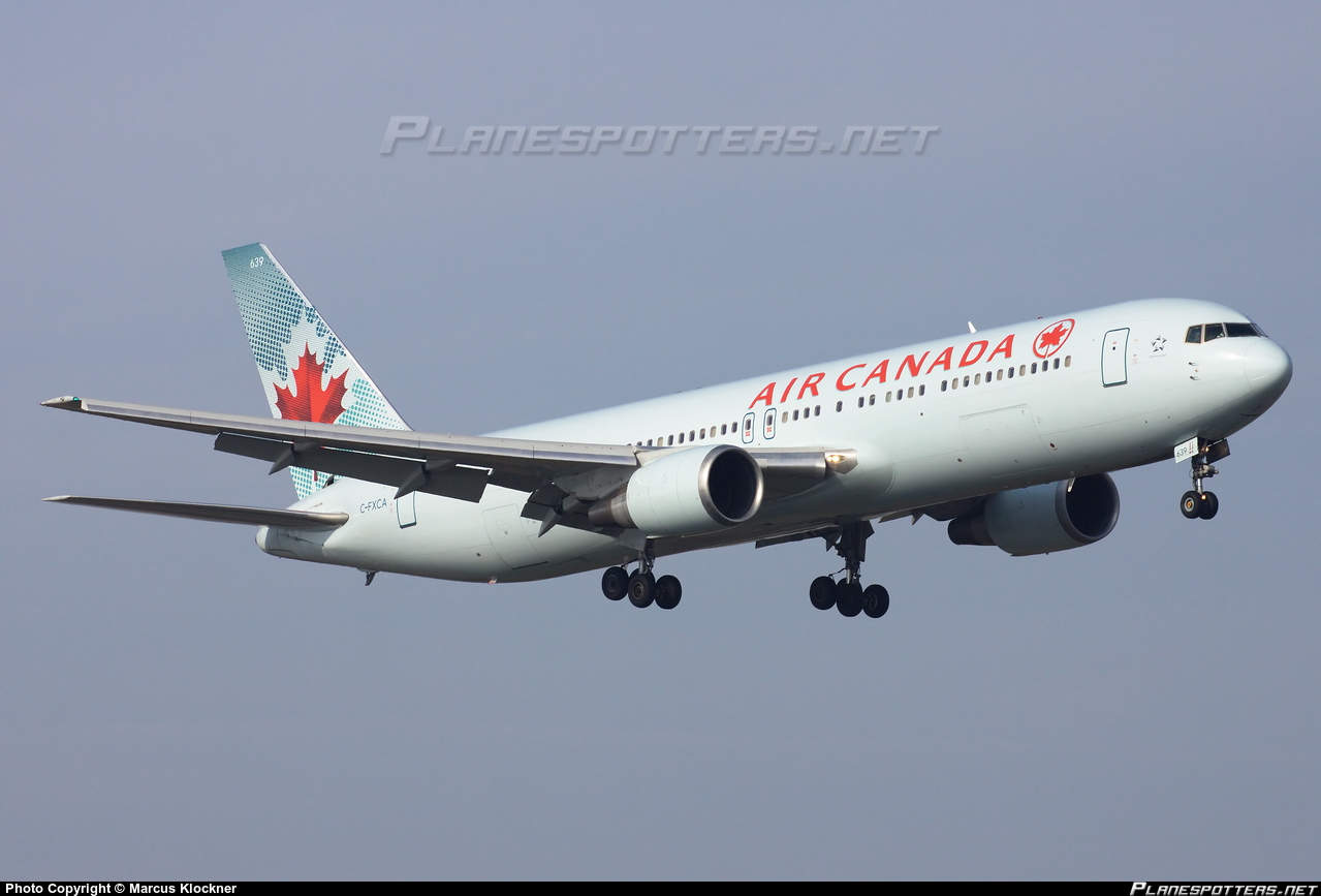 Canadian Government looking easing laws against Air Canada