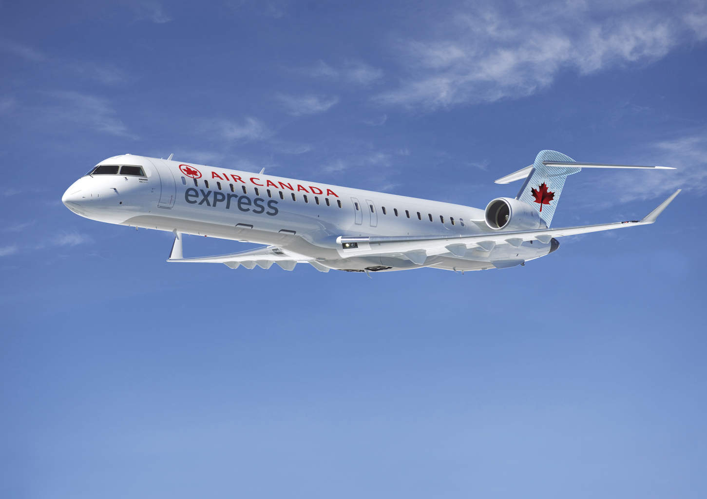 Chorus Aviation purchases 10x CRJ-705