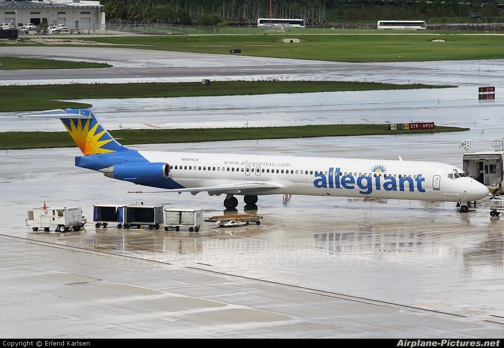 FAA launches audit and inspection of Allegiant