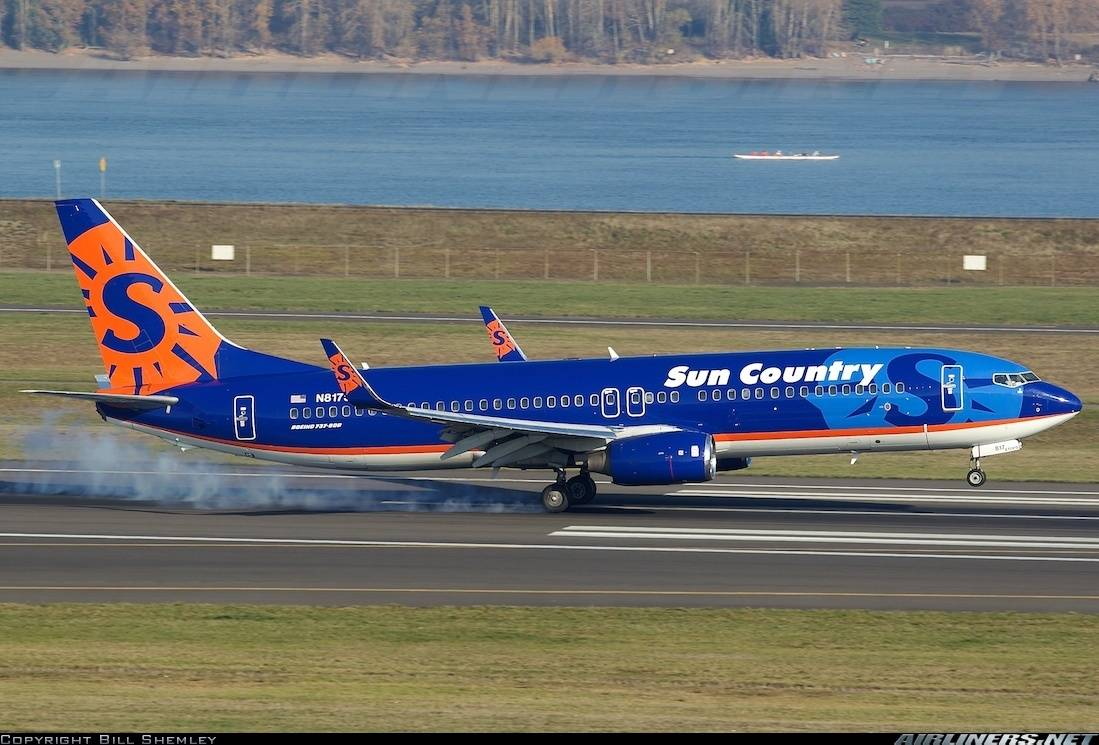 Sun Country launches flights to Denver from Minneapolis
