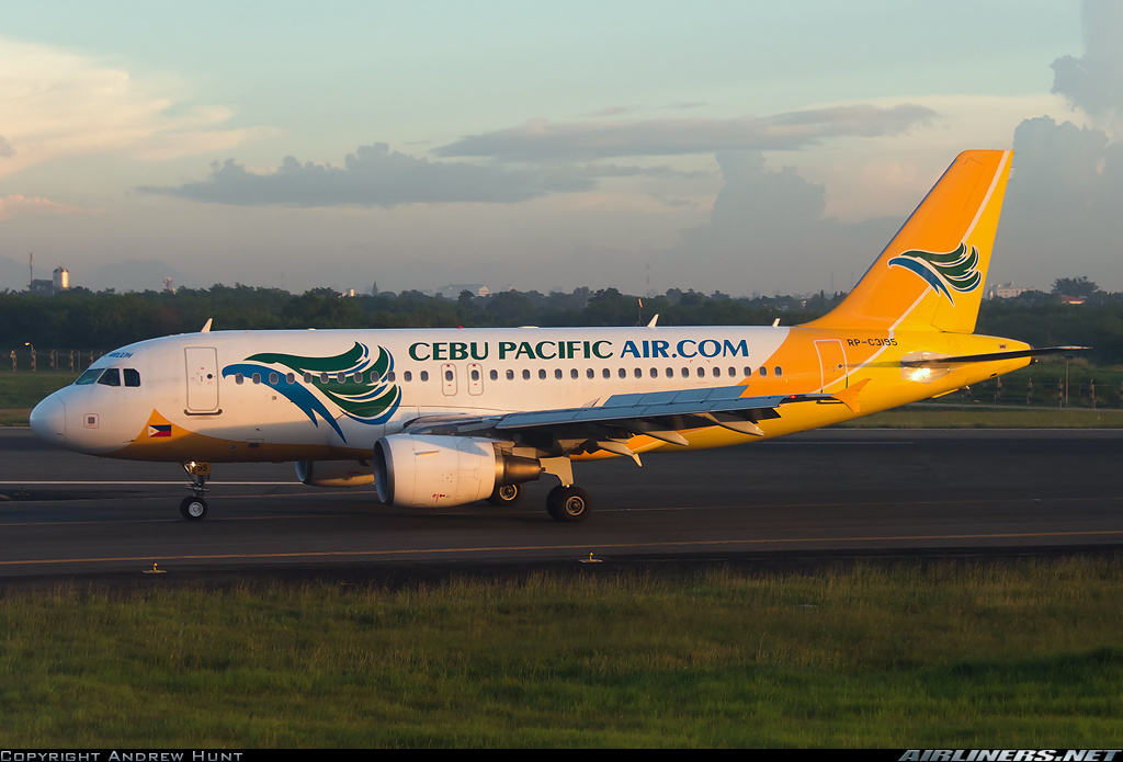 Allegiant buys 4 A319s from Cebu Pacific Air