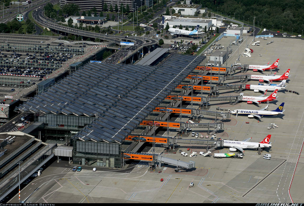 Emergency plans for Köln Airport leaks to the public…