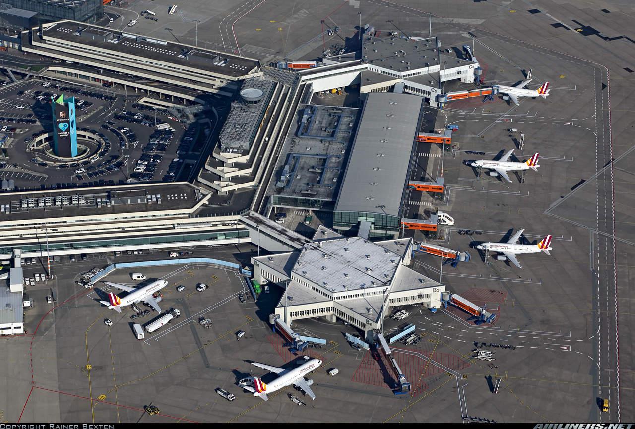 Security breach grounds Köln Airport