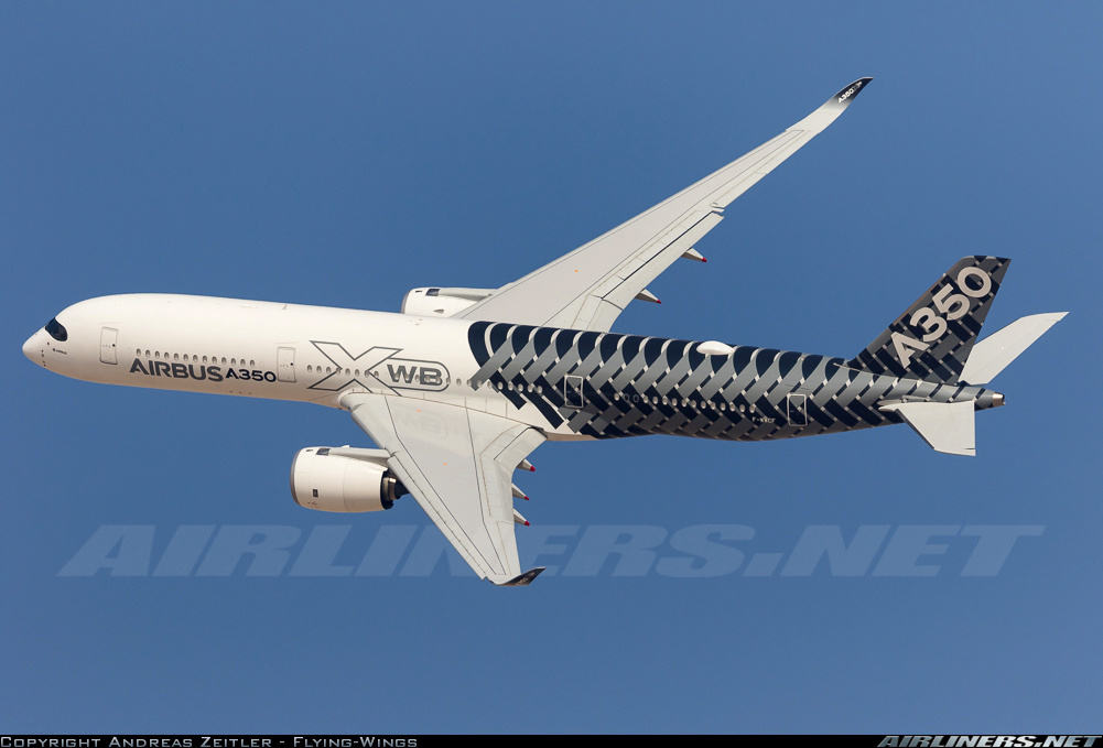 Malaysia Airlines firms option for two more Airbus A350XWBs