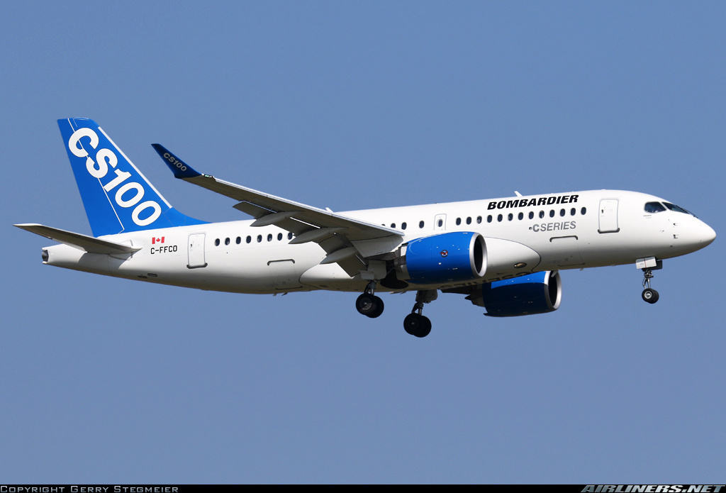 jetBlue looking once again into the CSeries