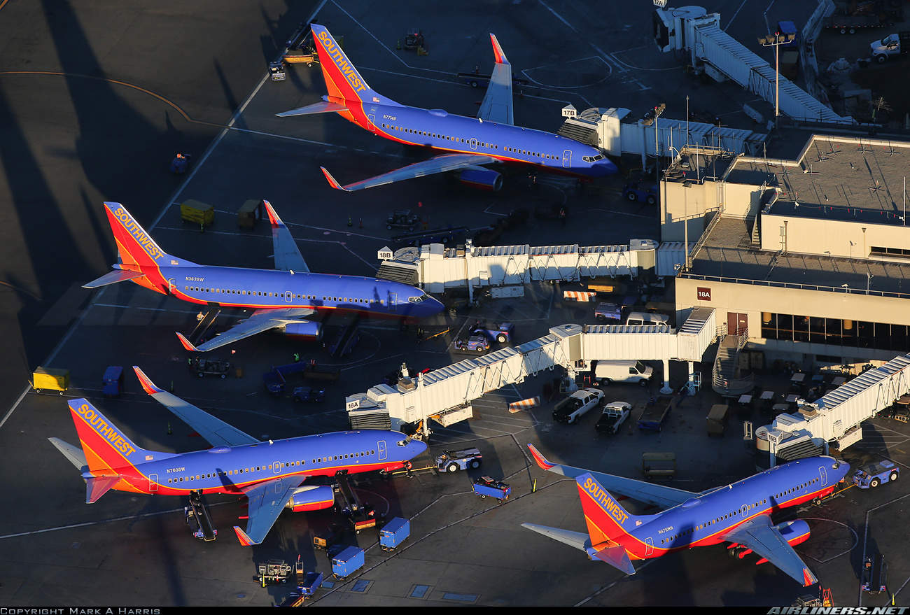 Alaska Airlines or Southwest Airlines, who is California's airline?