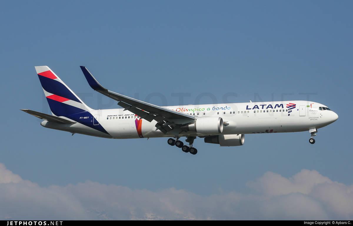 LATAM launches Sao Paulo-Johannesburg service