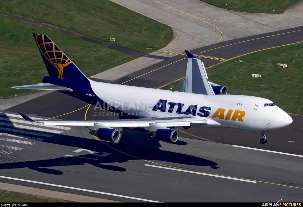 Atlas Air and Amazon team up